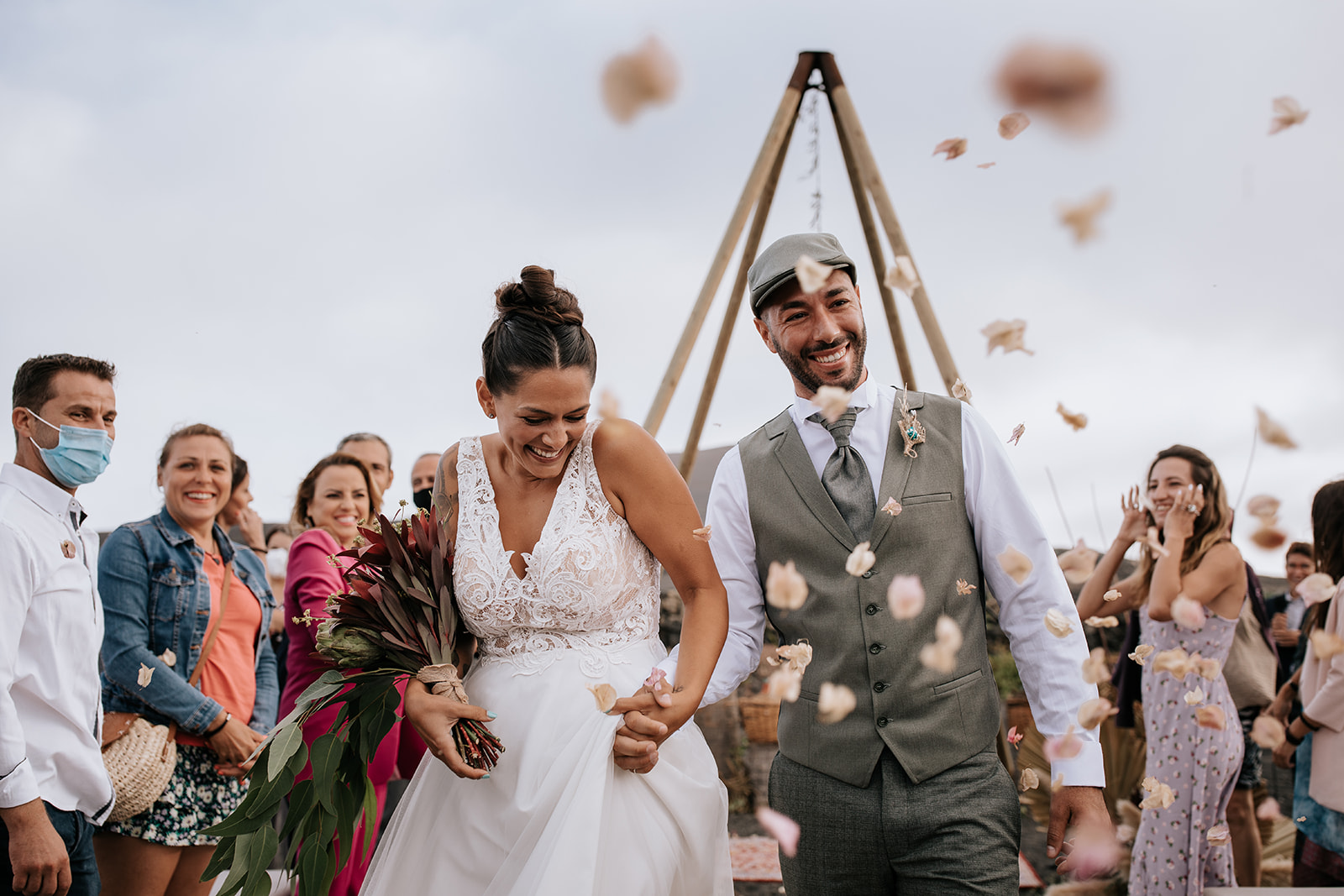 Bodas celebraciones y eventos en Lanzarote
